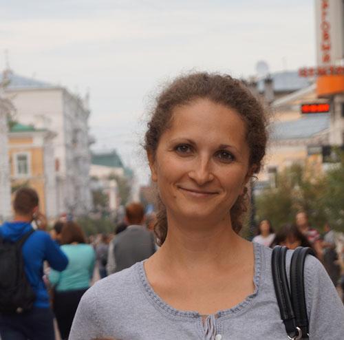 Ирина Шутова - интернет-предприниматель